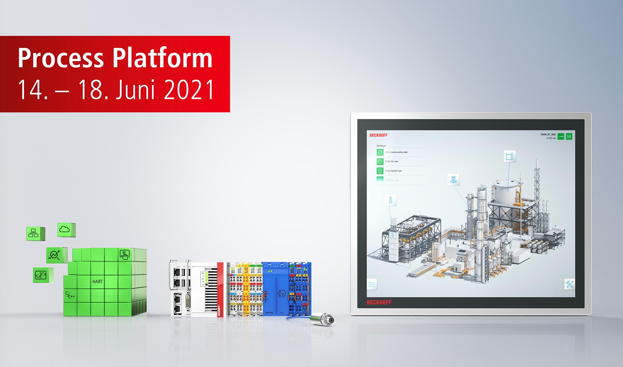 Process Platform 2021   14. – 18. Juni